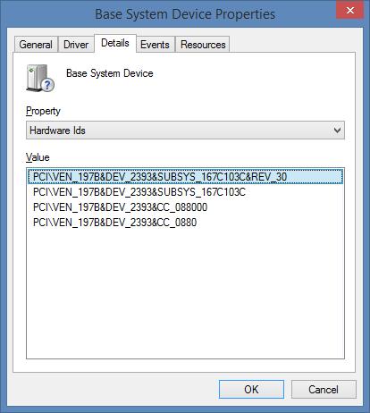 Base System Device Driver Hp Elitebook 8440p