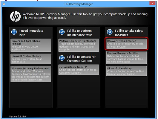 Windows 8 Recovery Manager download - eehelp com