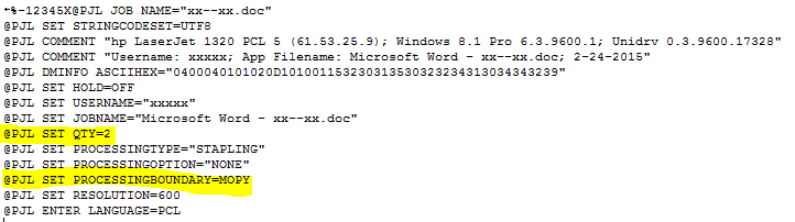 HP 8600 prints multiple Copies - eehelp com