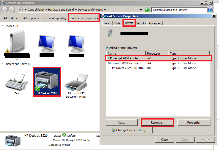 OfficeJet Pro 8615: driver will not install windows 10