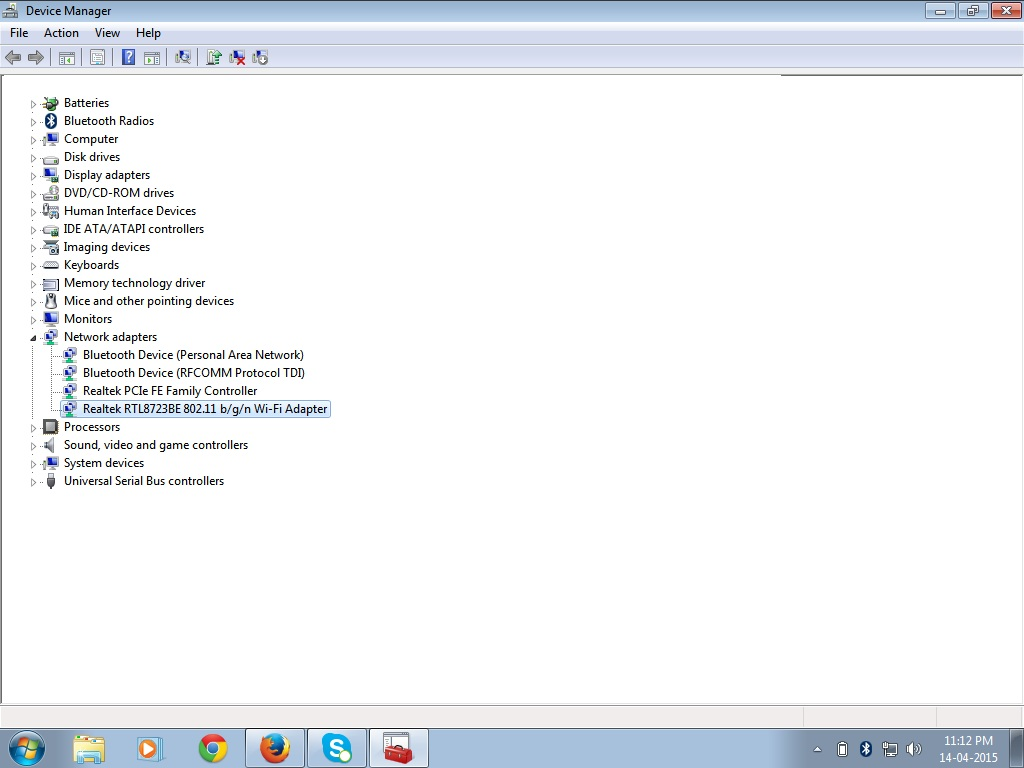 Драйвера wifi realtek для windows 7