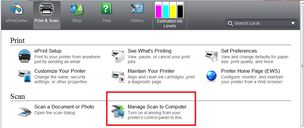 Hp Scanner Software - softmoreprop