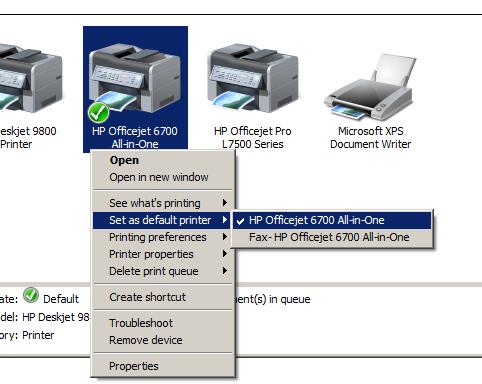 HP 6700: hp 6700 does not print a Word Doc - eehelp com