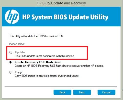 Hp 15 F272wm Bios-update // suistalinen ga