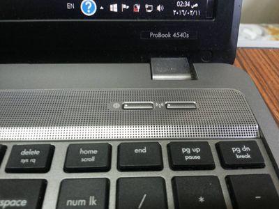 HP ProBook 4540 s Notebook PC: launch fast hp probook 4540 s wifi