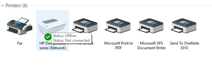 Is printing A3 in the possible HP Deskjet 2050? - eehelp com