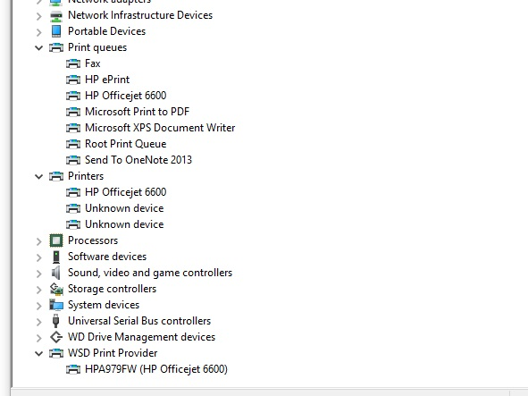 how to connect hp officejet 6600 to wireless network
