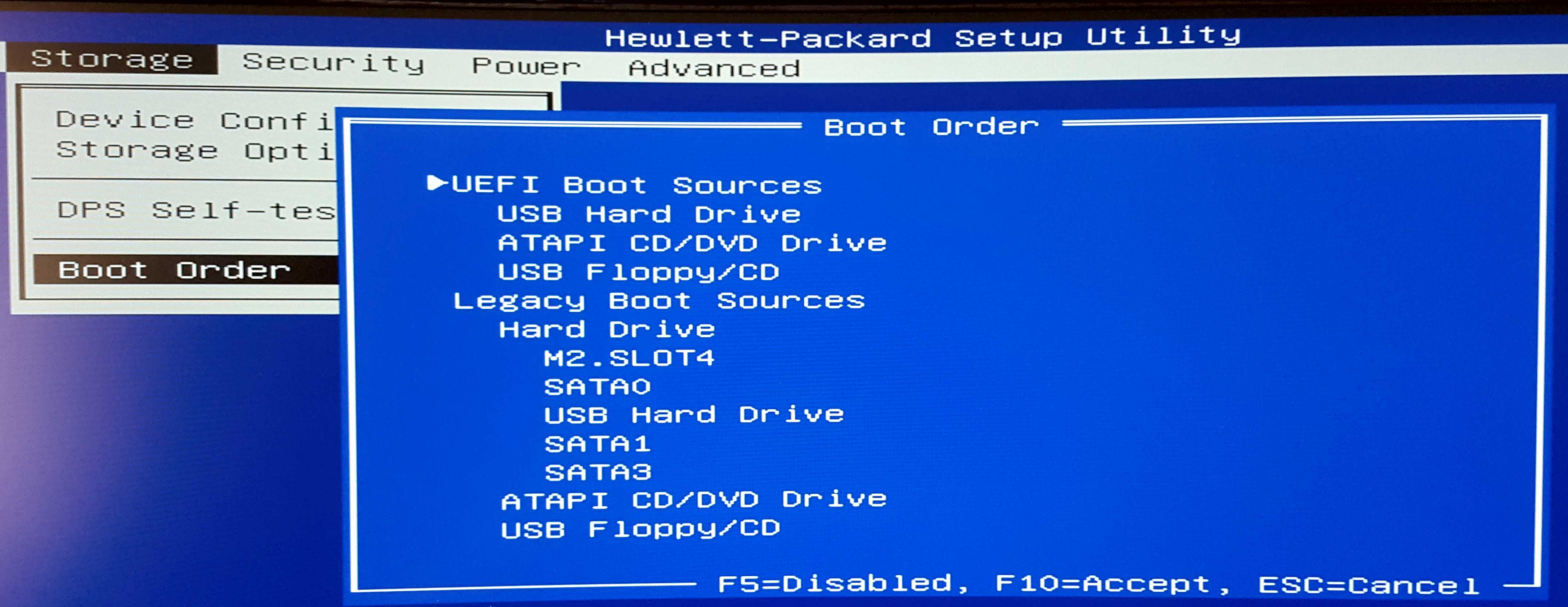 Hp Z620 Boot From Usb