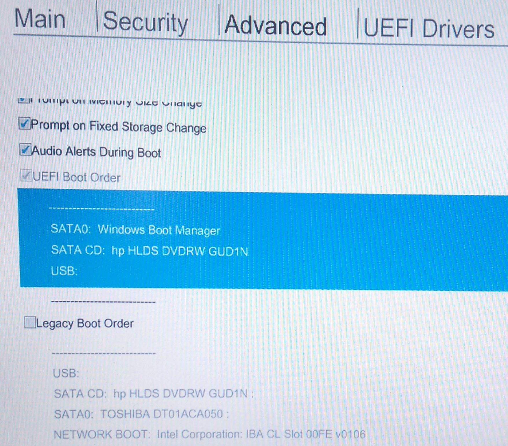 VGA disabled in EliteDesk 800 (British model)? - eehelp com