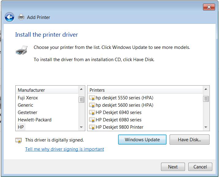 Скачать драйвера для принтера hp c4200 series
