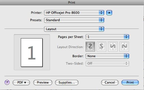 Hp Officejet Pro 8600 Download For Mac
