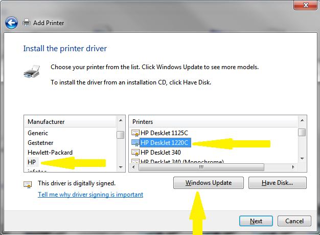 Принтер hp deskjet 1220c драйвер windows 7 youtube.