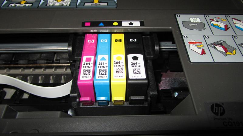 DeskJet 2540: Problem of cartridge Deskjet 2540 - eehelp com