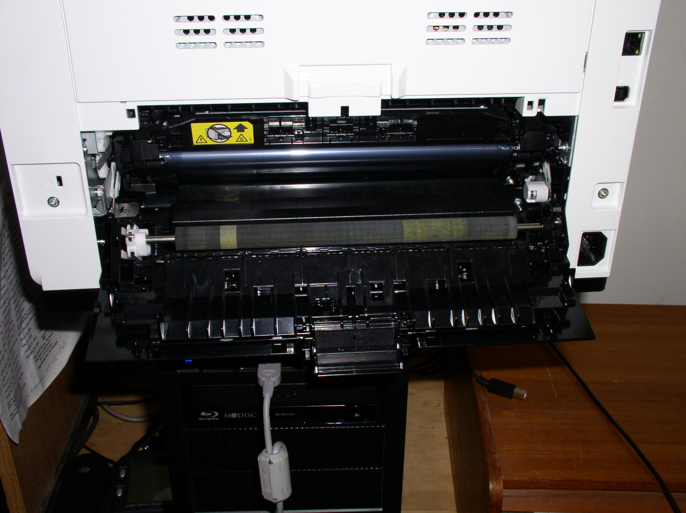Hp 1600 printer problems