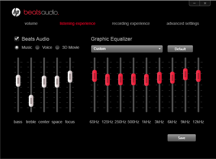 Optimal Beats Audio Settings For Hp Envy 15 Hp Support