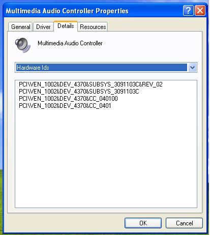 Compaq presario v2000 multimedia audio controller driver