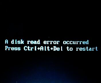 Image result for disc read error occurred