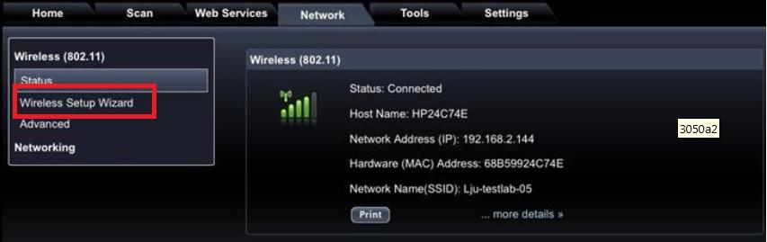 HP Deskjet 3510: Deskjet 3510 not connect Router - eehelp com