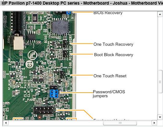 UEFI BIOS HP Pavilion - eehelp com