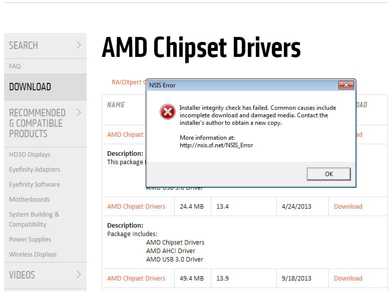 amd drivers windows 7