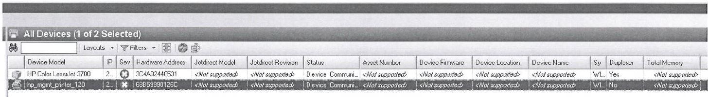 HP Web Jetadmin 10 0 - eehelp com
