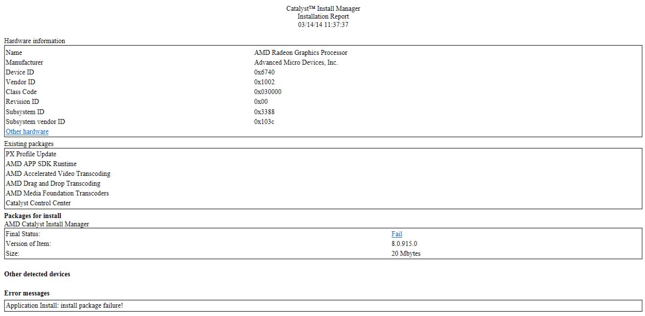 Driver AMD Radeon HD 6770 - eehelp com
