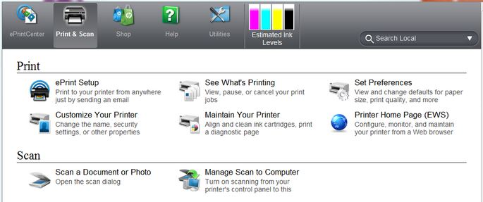 Top Five Hp Print And Scan Doctor Tool Download - Circus