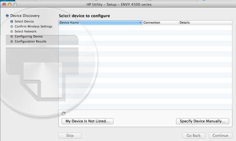 HP Envy 4500: scanning - eehelp com