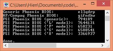BIOS Password Recovery COMPAQ V6000 - eehelp com