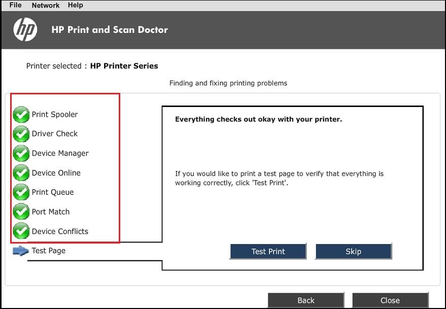 HP 5510 printer is offline - eehelp com