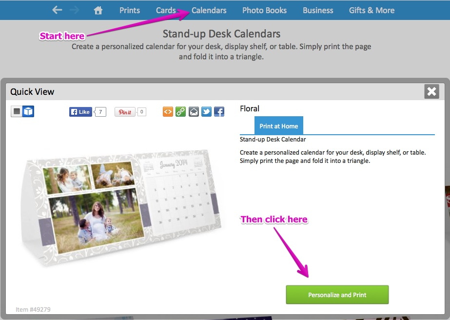 hp photo creations how to use