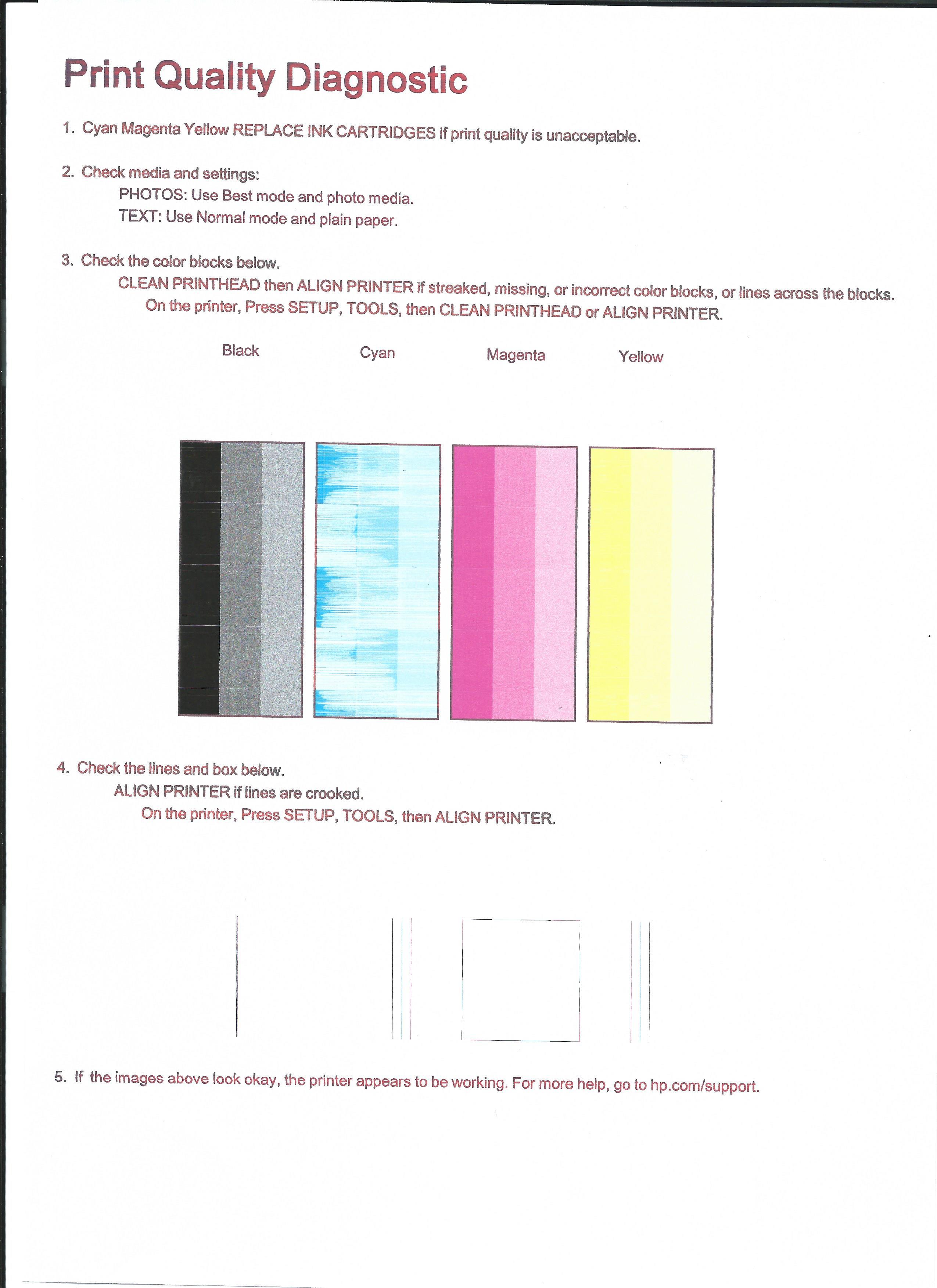 hp photosmart 5520 problem solving