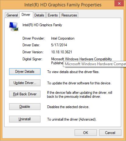 intel hd graphics 4000 скачать драйвер для windows 7