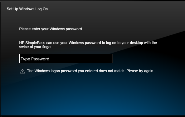 HP EliteBook 840 G1 - biometric is not available - eehelp com