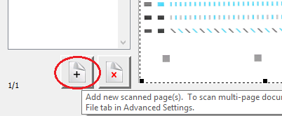 HP 5520: Cannot scan multiple pages with 5520 Scanner HP on
