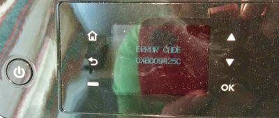 You must restart HP Envy 4500 crashes with 0xB009425C error