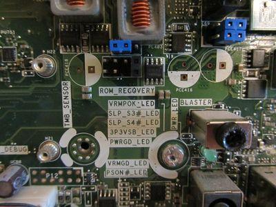TouchSmart ROM recovery procedure - eehelp com