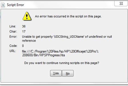 delete the shortcut to scan in Officejet Pro 8600 - eehelp com
